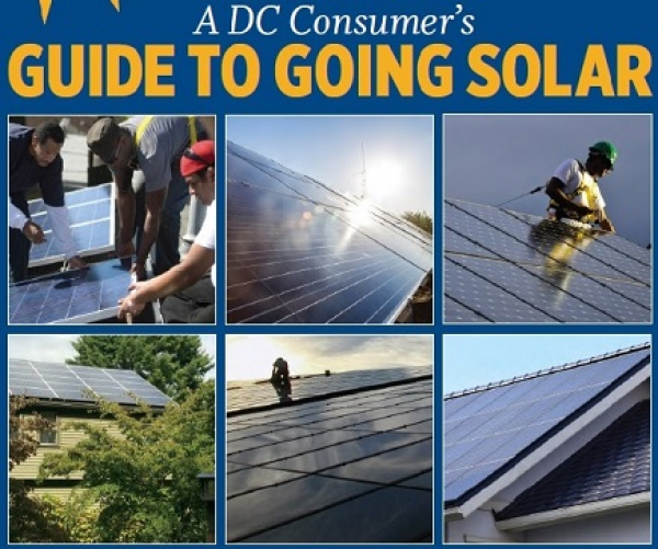 OPC Releases New Guide to Going Solar in DC